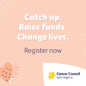 Fracine - Cancer Council. Social Media