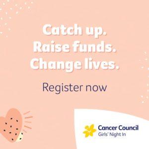 Fracine - Cancer Council. Social Media